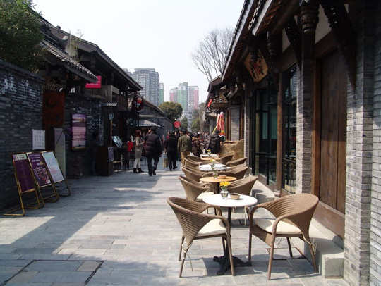 Kuan Alley and Zhai Alley